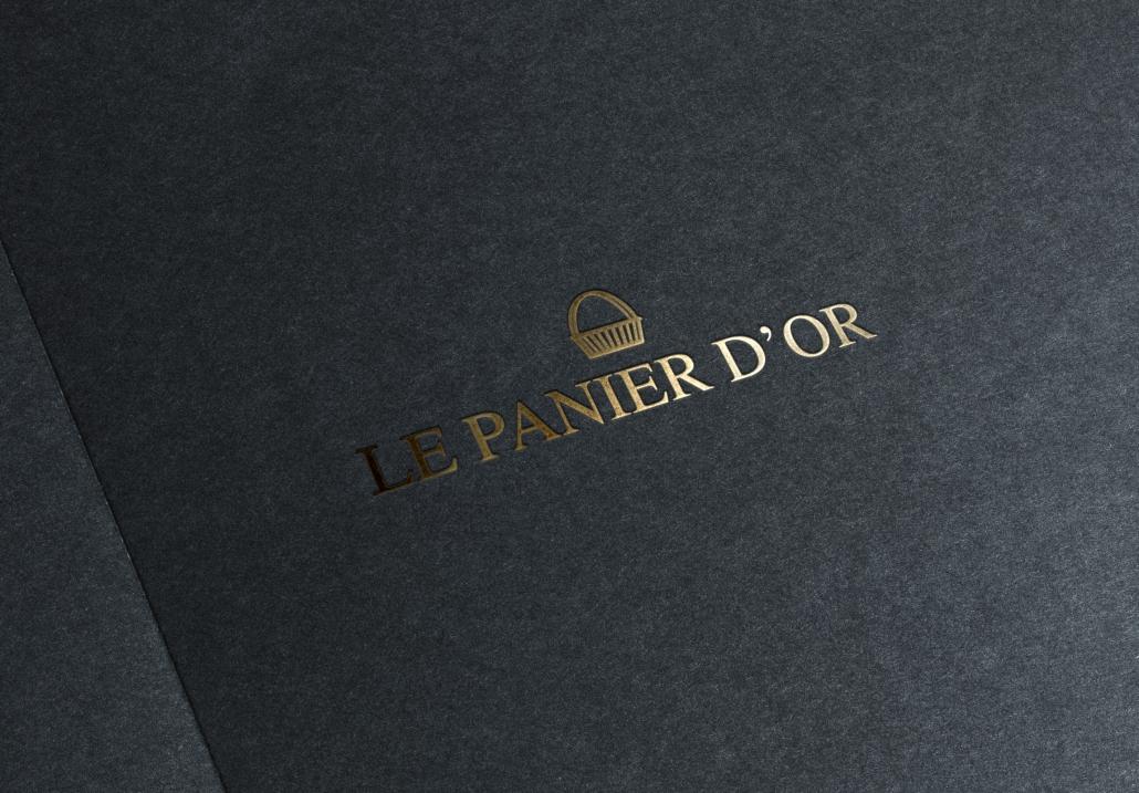 Ontwerp Logo Panier d'Or