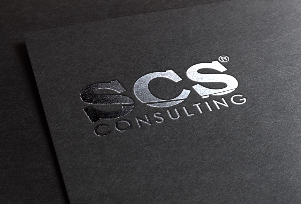 Ontwerp logo SCS Consulting