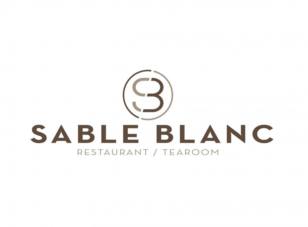 Ontwerp logo Sable blanc